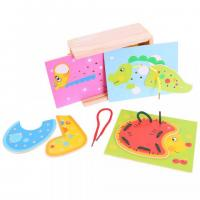 Bigjigs Lacing Animals Puzzle
