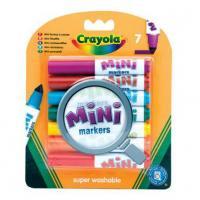 crayola mini markers